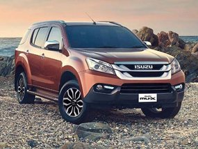 Which 2020 Isuzu mu-X variant should you buy? [Comparison Guide]