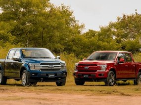 What makes the new PH-spec Ford F-150 better than typical midsize trucks?