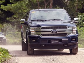 At P2.99M, the Ford F-150 Platinum 4x4 is relatively a steal