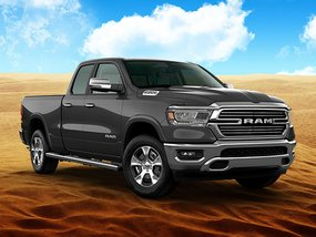 RAM 1500 is facing a tough rival with the PH-spec Ford F-150