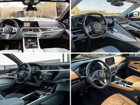 Here are 10 cars with the best interiors, according to Wards