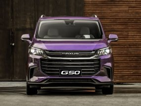 Maxus PH is set to release new G50 MPV this year, and it looks good