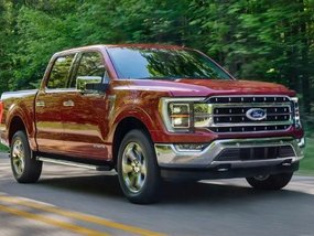 2021 Ford F-150 has 11 grille choices that vary per variant