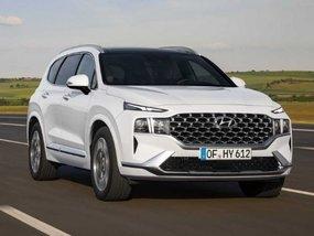 Details of 2021 Hyundai Santa Fe new engine platform revealed