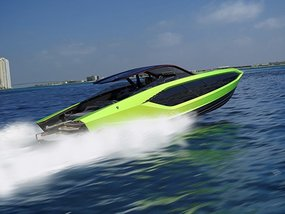 "We are upset Lamborghini did not call its latest creation the ""Lamboat"""