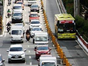 Government personnel among violators of EDSA bus lane: MMDA