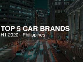 Here are the top-selling car brands in H1 2020 in the Philippines