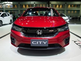 Thailand is COVID-19-free and has Honda City RS. Yes, we're jealous.