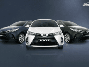 Which 2021 Toyota Vios variant should you buy? [Comparison Guide]