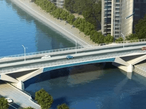 Estrella Bridge connecting Makati, Mandaluyong to open December 2020
