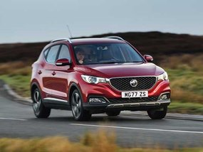 MG ZS 1.5 Alpha AT with good amortization