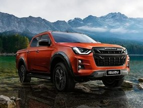 Next-gen Isuzu D-Max is the best-selling pickup truck in Thailand so far