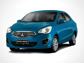 Mitsubishi Mirage G4 GLX 1.2 CVT with P28,000 All-in Low Downpayment