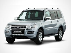 Mitsubishi Pajero GLS 3.2 4x4 AT with cash discount