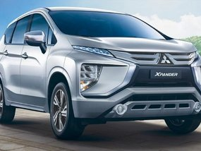 Mitsubishi Xpander GLX Plus AT with cash discount offers
