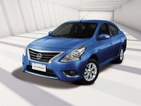 Nissan Almera 1.5 E MT with FREE 6-Month Amortization