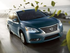 Nissan Sylphy 1.8 CVT with good amortization