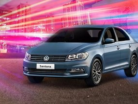 Volkswagen Santana 1.4 MPI MT with P102,000 Cash Discount for Frontliners