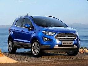 Ford EcoSport 1.5 Trend MT with P87,000 Cash Discount + LTO and FREE MiFold