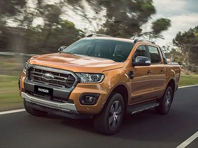 Ford Ranger 2.2 XLT 4x2 AT with P28,000 All-in Downpayment