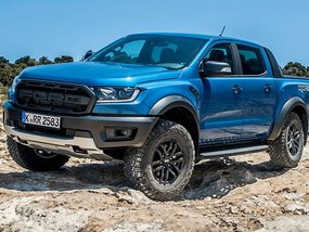 Ford Ranger Raptor 2.0 Biturbo 4X4 AT with P268,000 All-in Downpayment and FREE Raptor Premium Car Care Package