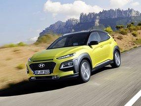 Hyundai Kona 2.0 GLS AT with 0 downpayment
