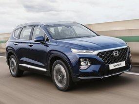 Hyundai Santa Fe 2.2 CRDi GLS 4x2 AT with All-in downpayment