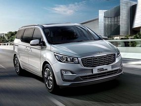 Kia Grand Carnival 2.2 EX AT 7-Seater with P50,000 Cash Discount