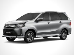 Toyota Avanza 1.3 J MT with P31,000 All-in Downpayment