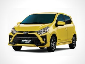 Toyota Wigo 1.0 G AT with P35,000 All-in Downpayment