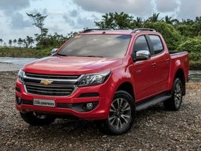 Chevrolet Colorado 2.8 4x2 AT LX with All-in downpayment