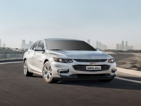 Chevrolet Malibu 2.0 AT LTZ with All-in downpayment