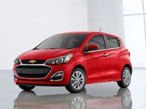 Chevrolet Spark 1.4 LT MT with good amortization