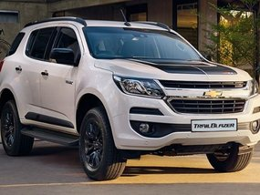 Chevrolet Trailblazer 2.5 4x2 LT MT with All-in downpayment