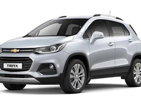 Chevrolet Trax 1.4 LT AT with All-in downpayment
