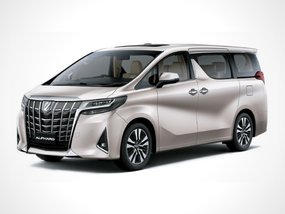 2020 Toyota Alphard 3.5 AT with P102,000 All-in Downpayment