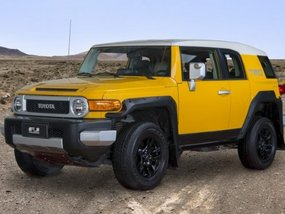 Toyota FJ Cruiser 4.0 V6 with P394,000 All-in Downpayment
