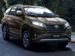 Toyota Rush 1.5 G AT with P49,000 All-in Downpayment