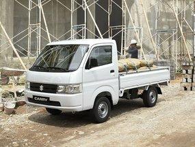 Suzuki Carry Utility Van with P79,000 Low Downpayment