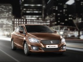 Suzuki Ciaz 1.4 GL AT with discount off