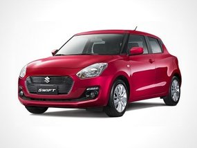 Suzuki Swift 1.2 GL CVT with good downpayment