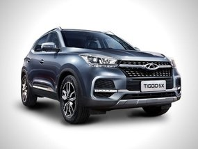 Chery Tiggo 5x MT with 0 DP