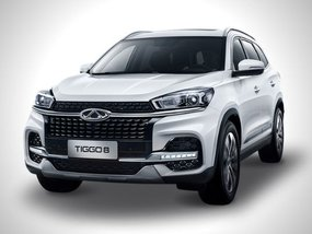 Chery Tiggo 8 AT Luxury with cash discount