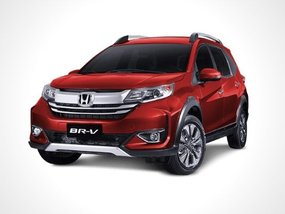 Honda BR-V 1.5 Prestige CVT with discount if pay cash