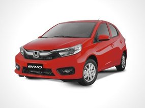 2020 Honda Brio 1.2 RS CVT with P57,000 All-in Downpayment