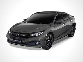 2020 Honda Civic 1.8 E CVT with P80,000 All-in Downpayment