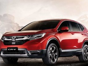 2020 Honda CR-V 1.6 S Diesel AT with P20,000 All-in Downpayment