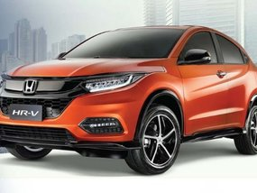 2021 Honda HR-V 1.8 RS Navi CVT with P97,000 All-in Downpayment