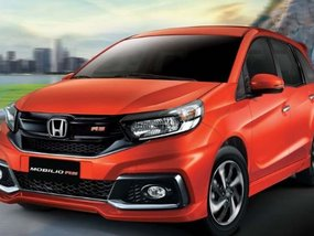 2019 Honda Mobilio 1.5 RS Navi CVT with P250,000 Cash Discount