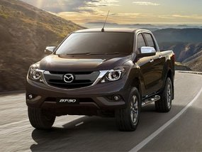 Mazda BT-50 2.2 4x2 AT with P300,000 Cash Discount